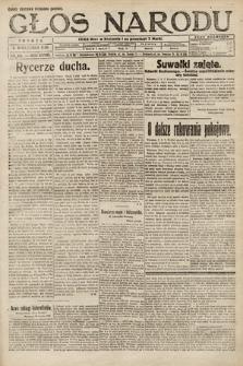 Głos Narodu. 1920, nr211