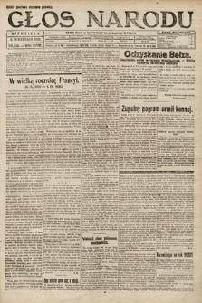 Głos Narodu. 1920, nr212