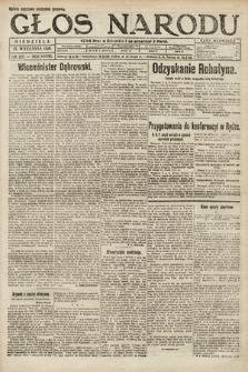 Głos Narodu. 1920, nr217