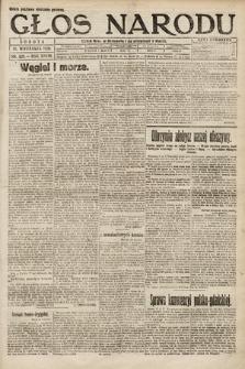 Głos Narodu. 1920, nr228