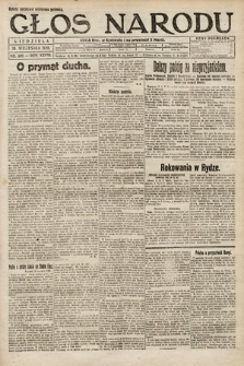 Głos Narodu. 1920, nr229