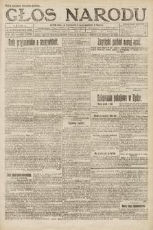 Głos Narodu. 1920, nr237