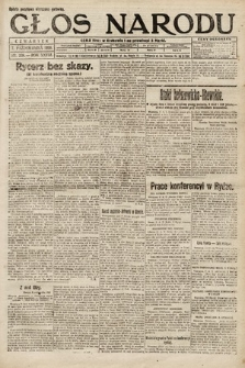 Głos Narodu. 1920, nr238