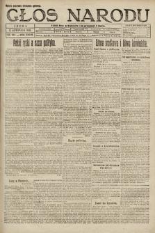 Głos Narodu. 1920, nr261