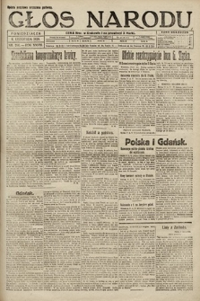 Głos Narodu. 1920, nr266