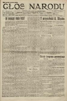 Głos Narodu. 1920, nr275