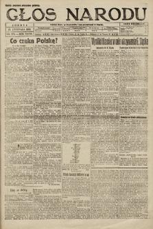 Głos Narodu. 1920, nr276