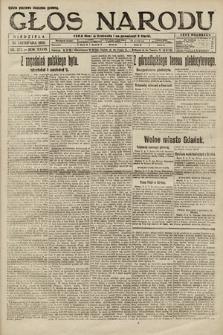 Głos Narodu. 1920, nr277