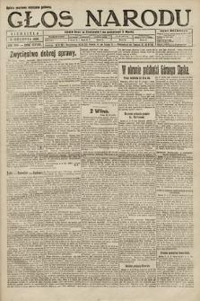 Głos Narodu. 1920, nr289
