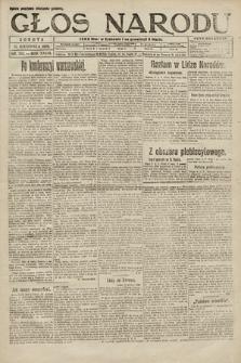 Głos Narodu. 1920, nr293