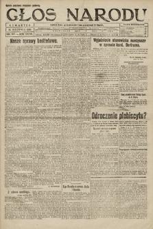 Głos Narodu. 1920, nr297