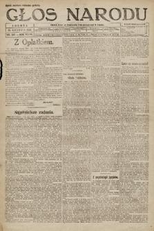 Głos Narodu. 1920, nr305