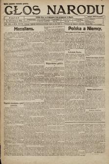 Głos Narodu. 1920, nr308