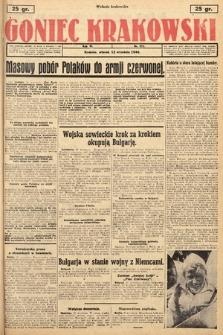 Goniec Krakowski. 1944, nr213