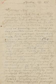 Listy do rodziny z Rosji