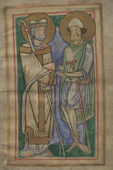 Vitae Sanctorum (Servatii, Amoris)