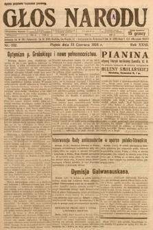 Głos Narodu. 1924, nr132