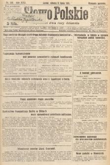 Słowo Polskie. 1921, nr297