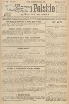 Słowo Polskie. 1921, nr299