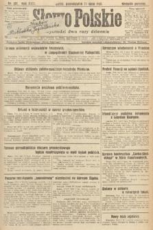 Słowo Polskie. 1921, nr301