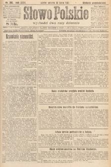 Słowo Polskie. 1921, nr302