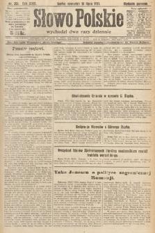 Słowo Polskie. 1921, nr305