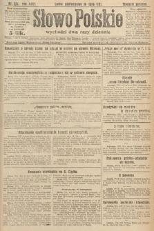 Słowo Polskie. 1921, nr313