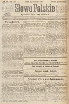 Słowo Polskie. 1921, nr320