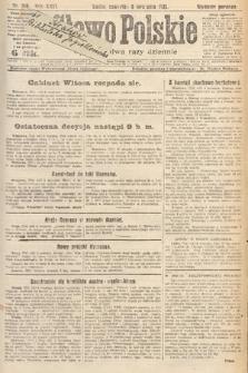 Słowo Polskie. 1921, nr399