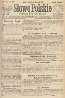 Słowo Polskie. 1921, nr403