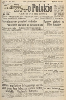 Słowo Polskie. 1921, nr417