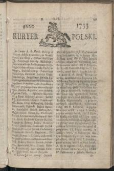 Kuryer Polski. 1733, nr170
