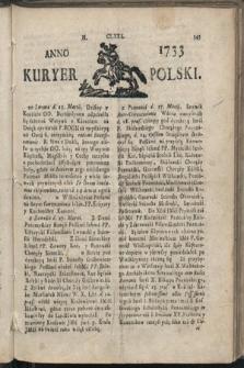 Kuryer Polski. 1733, nr171