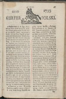 Kuryer Polski. 1733, nr194
