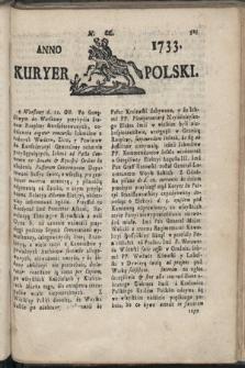 Kuryer Polski. 1733, nr200