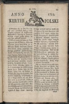 Kuryer Polski. 1733, nr210