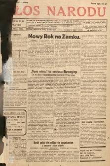 Głos Narodu. 1936, nr2