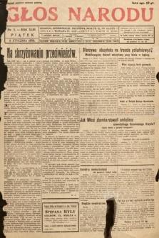 Głos Narodu. 1936, nr3