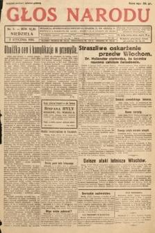 Głos Narodu. 1936, nr5