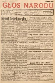 Głos Narodu. 1936, nr7