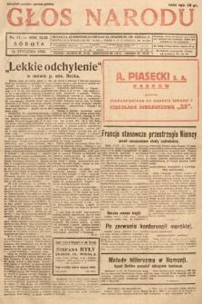 Głos Narodu. 1936, nr17