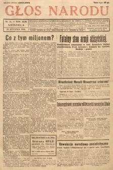 Głos Narodu. 1936, nr18