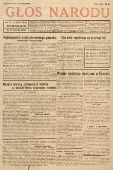 Głos Narodu. 1936, nr19