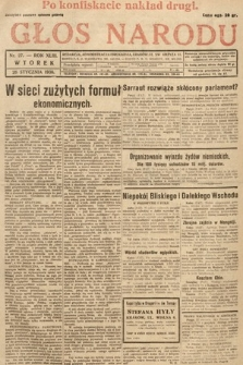Głos Narodu. 1936, nr27