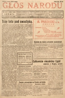 Głos Narodu. 1936, nr31