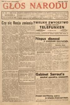 Głos Narodu. 1936, nr32