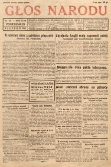 Głos Narodu. 1936, nr33