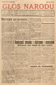 Głos Narodu. 1936, nr34