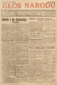 Głos Narodu. 1936, nr35
