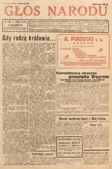 Głos Narodu. 1936, nr36